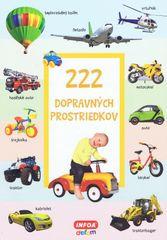 222 dopravných prostriedkov - Kolektív autorov