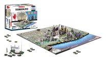 4D CITYSCAPE - 4D Puzzle - Toronto