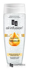 AA - Oil Infusion Micelární gelový odličovač 200 ml