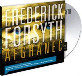 Afghánec - 1CD mp3 (čte Jan Hyhlík) - Frederick Forsyth