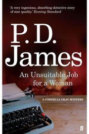 An Unsuitable Job for a Woman - P.D. Jamesová