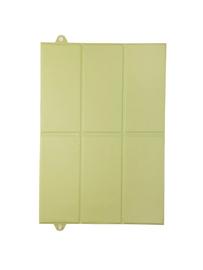 ANTONY FASHION - přebalovací podložka - zelená, velikost: 40x58 cm