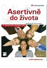 Asertivně do života - 3. vydání - Novák T., Capponi V.