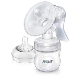 AVENT - Odsávačka mléka Natural s příslušenstvím bez BPA