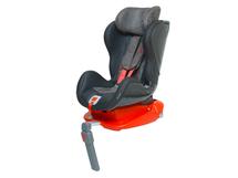 AVIONAUT - Autosedačka Isofix Glider, 9-18 kg - Carbon Race Red
