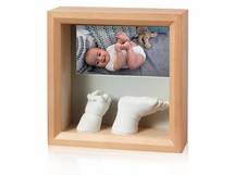 BABY ART - Rámeček Photo Sculpture Frame Honey