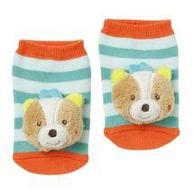 BABY FEHN - Forest chrastící ponožky liška