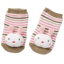 BABY FEHN - Garden chrastící ponožky