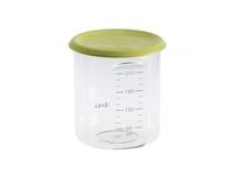 BEABA - Kelímek na jídlo 240 ml - zelený