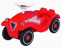 BIG - Auto Odrážedlo Big Bobby Car Clas Červené