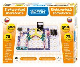 BOFFIN - Elektronická stavebnice Boffin 500 Nová 2015