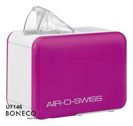 BONECO - Air-O-Swiss U7146 Ultrazvukový zvlhčovač vzduchu mini růžový