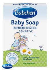 BÜBCHEN - Baby mýdlo 125g