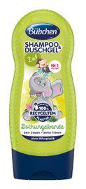 BÜBCHEN - Kids šampon a sprchový gel 2v1 Partička z džungle 230 ml