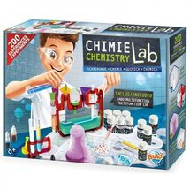 BUKI - Chemická laboratoř