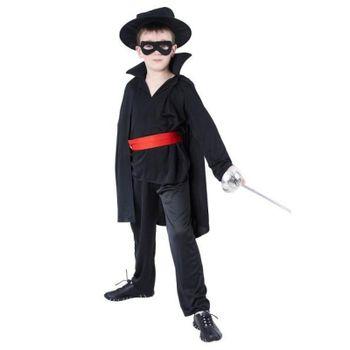 CASALLIA - kostým Bandita s maskou S