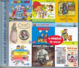 CD - Nejkrásnější příběhy pro malé i velké -