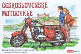 Československé motocykle