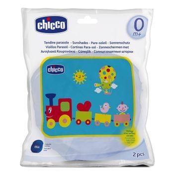Chicco - Sluneční clony do auta (2 kusy)