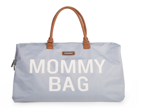 CHILDHOME - Přebalovací taška Mommy Bag Big Grey Off White