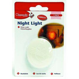 CLIPPASAFE - Noční světlo do zásuvky