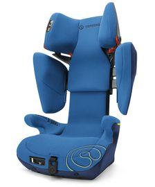 CONCORD - Autosedačka Transformer X-Bag Snorkel Blue 15-36kg 2018
