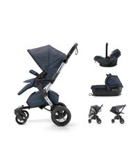 CONCORD - Travel Set Neo Air.Safe+Sleeper Deep Water Blue Concord 2017