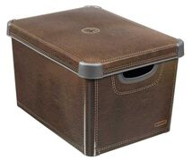 CURVER - Box, umělá hmota, hnědý