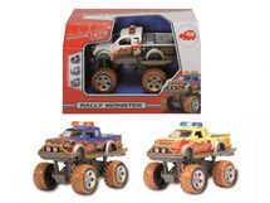 DICKIE - Eat My Dust Rally Monster 15 Cm