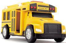 DICKIE TOYS - 3302017 Školní autobus 15 cm