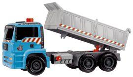 DICKIE TOYS - Nákladní automobil MAN Air Pump 3805001