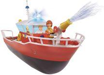 DICKIE TOYS - RC Člun Titan Požárník Sam 3099621