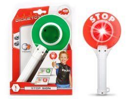 DICKIE TOYS - svítící policejní terč 25 cm 3342008