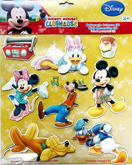DISNEY - Sada 3D - Party Mickey Mouse