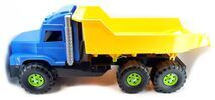 DOHÁNY TOYS - Nákladní auto Dumper 80cm