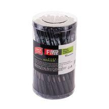 EASY - FINE - kuličkové pero černé 0,7 mm -  50 ks