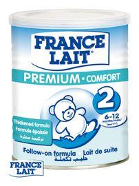 FRANCE LAIT - Premium Confort 2 400g