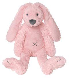 HAPPY HORSE - Králíček Richie 38 cm růžový