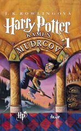 Harry Potter 1 - A kamen mudrcov, 2. vydanie - Joanne K. Rowlingová