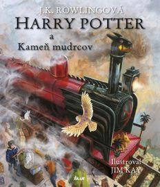 Harry Potter 1 - Ilustrovaná edícia - Joanne K. Rowlingová