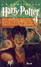 Harry Potter 4 - A ohnivá čaša, 2. vydanie - Joanne K. Rowlingová