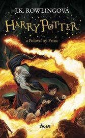 Harry Potter 6 - A polovičný princ, 3. vydanie - Joanne K. Rowlingová