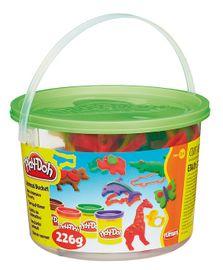 HASBRO - Play Doh - Kbelík S Podložkou, 4 Kelímky A Doplňky