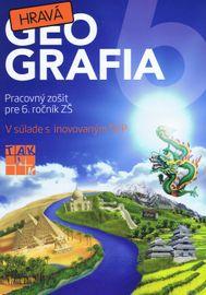 Hravá geografia 6 ( nov.vyd.) - Kolektív autorov