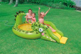 INTEX - bazénové hrací centrum Krokodýl