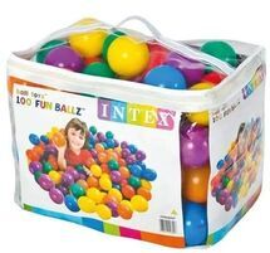 INTEX - míčky do bazénu velké 49600
