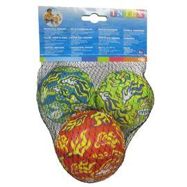 INTEX - Pěnové míčky na házení do vody 55505