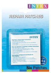 INTEX - Samolepící záplaty 6x6cm / 6ks