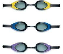INTEX - silikonové plavecké brýle