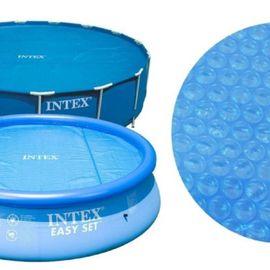 INTEX - solární plachta kulatá na bazén o průměru 487 cm 29024